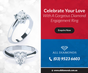 Gorgeous Collection of Diamond Engagement Rings in Melbourne