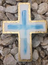 Buy Hand Crafted Resin Crosses For Home Decor Online