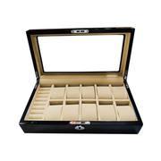 Kingsley luxury jewellery watch boxes for men