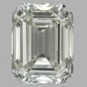 Elegant and Sparkling Emerald Cut Diamonds
