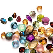 Natural Colored Gemstones and Beads Supplier from India