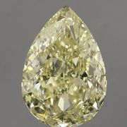 Attractive Yellow Diamond Ring for Special Occasion
