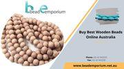 Buy Best Wooden Beads Online Australia