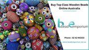 Buy Top Class Wooden Beads Online Australia