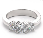 Shop Online Diamond Engagement Rings - Forever Yours