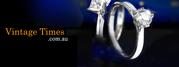 Marquise Diamond Ring - Vintage Times